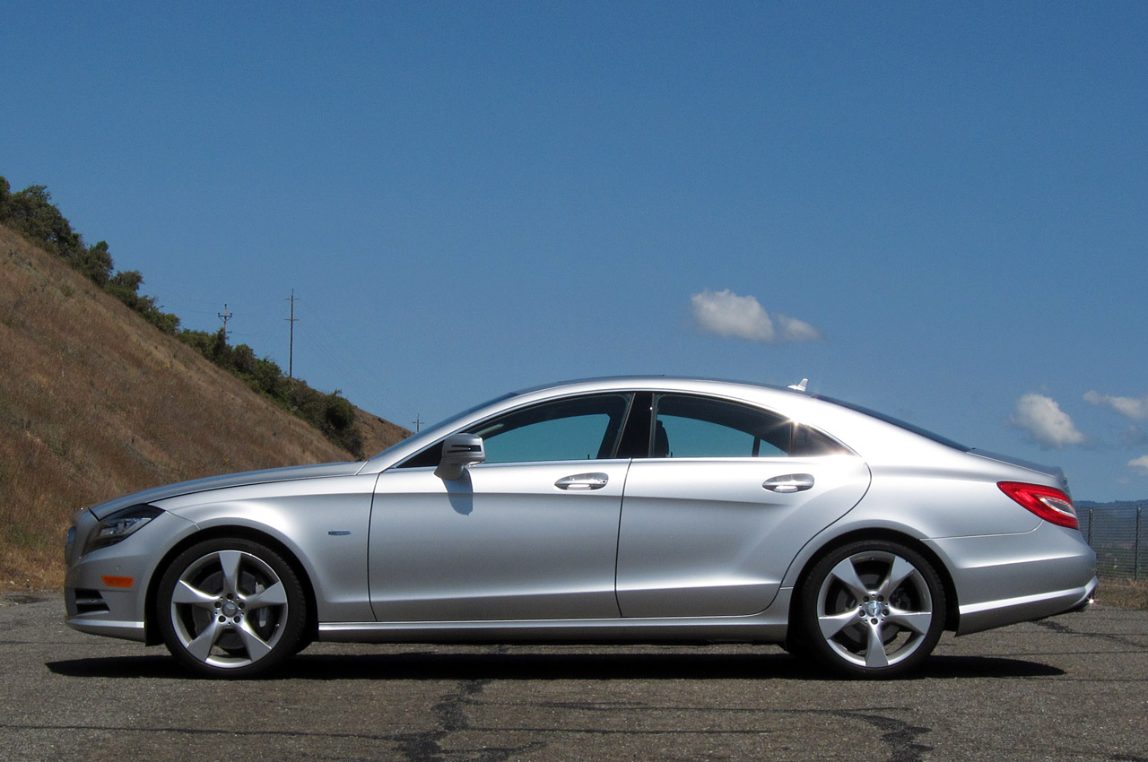 2011 Mercedes-Benz CLS550 Sedan - Prices & Reviews